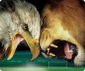 Águia-vs-Leão
